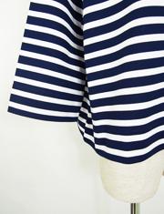 【Traditional Weatherwear】トラディショナル ウェザーウェア/ワイドボートネック 3/4 スリーブトップ