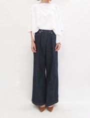 【Traditional Weatherwear】トラディショナル ウェザーウェア/ビッグショートトップ