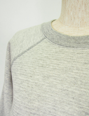 【Inpaichthys kerri】インパクティスケリー/vintage sweat raglan