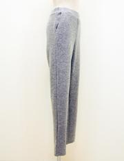 【BED&BREAKFAST】ベッドアンドブレックファスト/CORDED KNIT Slim Pants