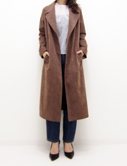 【GREED】グリード/NATURAL LEATHER LONG COAT