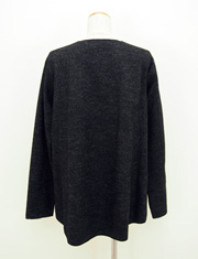 【GREED】グリード/HERRINGBONE BACK FLARE TOP