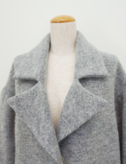 【GREED】グリード/ALPACA WOOL LONG COAT