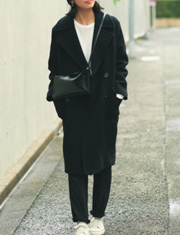 【TODAYFUL】トゥデイフル/Dropshoulder Long Coat