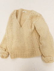 【TODAYFUL】トゥデイフル/Vneck Hand Knit