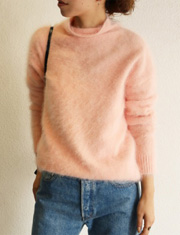 【TODAYFUL】トゥデイフル/Angora Furly Knit