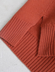 【TODAYFUL】トゥデイフル/Boiled Wool Knit