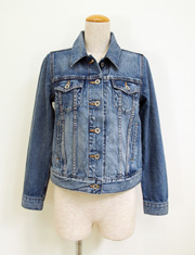 【TODAYFUL】トゥデイフル/Compact Denim JK