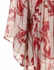 【TODAYFUL】トゥデイフル/Flower Print Gown