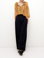 【TODAYFUL】トゥデイフル/Georgette Embroidery Blouse