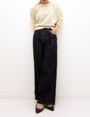 【TODAYFUL】トゥデイフル/French Merino Wool Knit