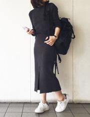 【TODAYFUL】トゥデイフル/Slit Knit SK