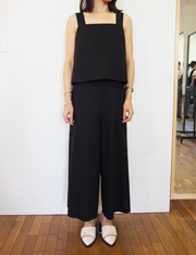 【GREED】グリード/HIGHT TWIST COTTON JUMPSUIT