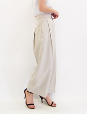 【TODAYFUL】トゥデイフル/Chambray Wide Pants