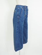 【TODAYFUL】トゥデイフル/Denim Gaucho Pants
