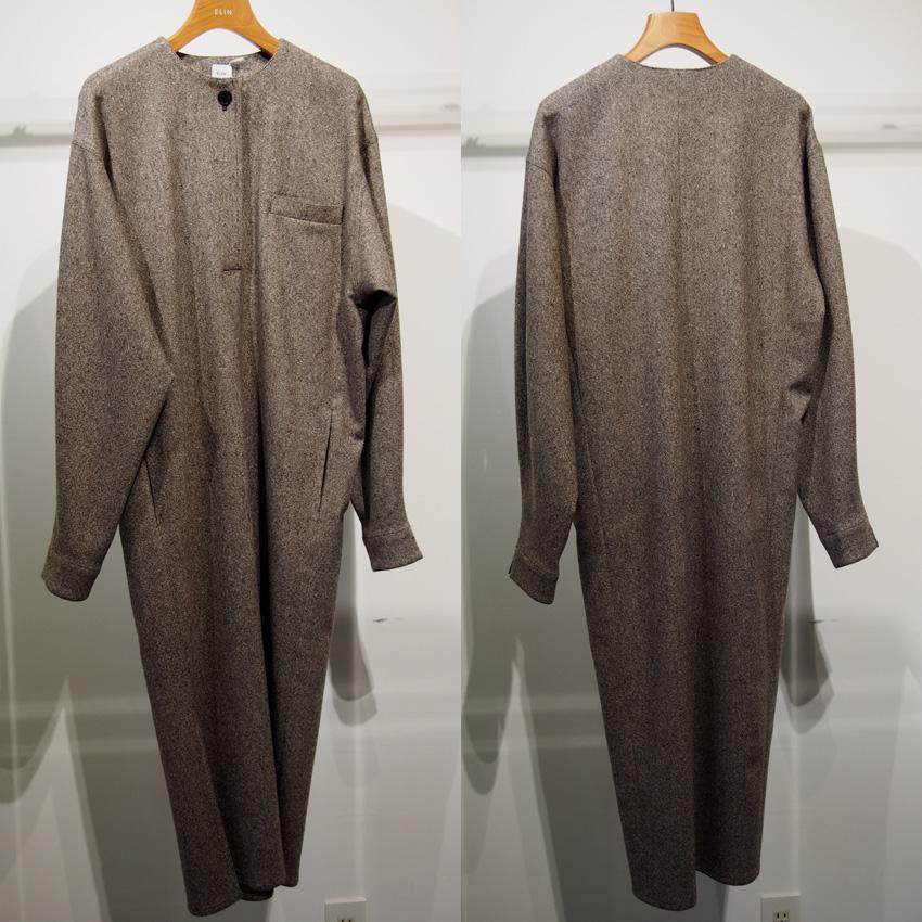 ELINエリン秋冬aw2018  Tweed 1B Dress詳細1