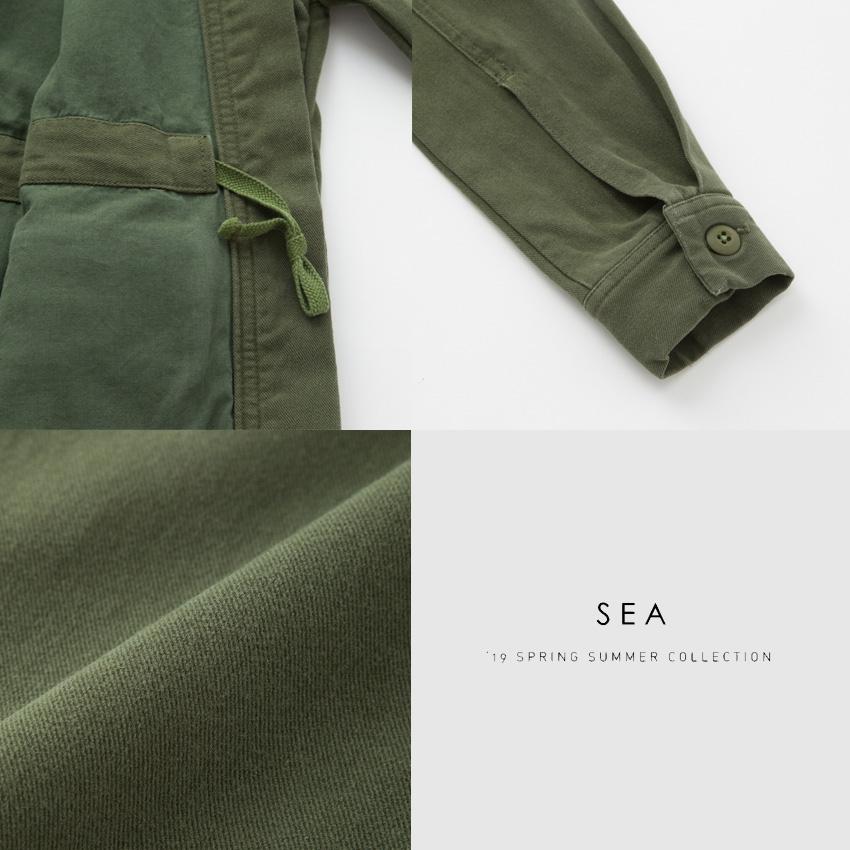 SEA_ビンテージミリタリージャケット2
