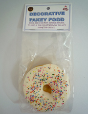 【Fakey Sweets】DECORATIVE FAKEY FOOD/DOUGHNUTS