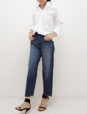 【Traditional Weatherwear】トラディショナル ウェザーウェア/ボーイフレンドシャツショート