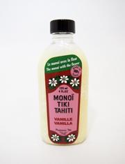 【MONOI TIKI TAHITI TIARE】タヒチモノイティアレオイル/モノイオイル