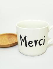 【Vivre】ヴィヴル/蓋付マグカップ